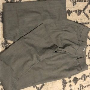 New York & Company stretch boot cut pants size 0